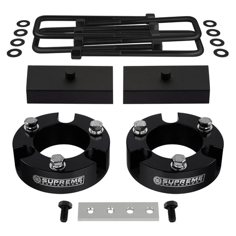 "1999-2006 Toyota Tundra Full Suspension Lift Kit 2WD 4WD-Suspension Lift Kits-Supreme Suspensions-2""-1""-Supreme Suspensions®"