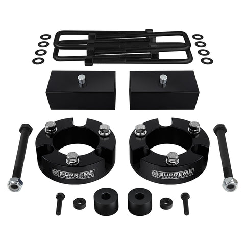 2005-2020 Toyota Tacoma Full Suspension Lift Kit w/ Differential Drop & Sway Bar Extension 4WD 4x4-Suspension Lift Kits-Supreme Suspensions-Supreme Suspensions®