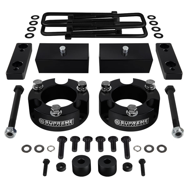 2005-2020 Toyota Tacoma Full Suspension Lift Kit w/ Differential Drop & Sway Bar Extension 4WD 4x4