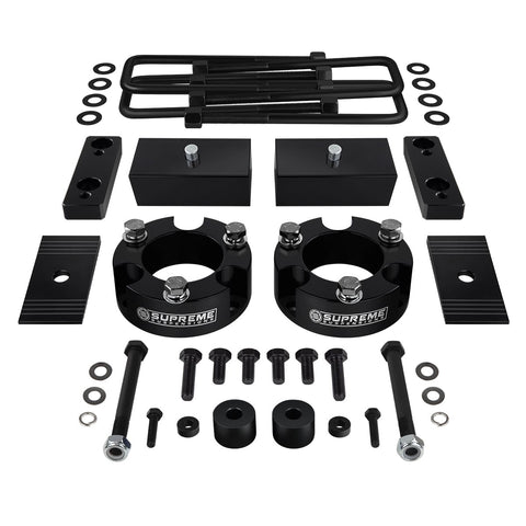 2005-2019 Toyota Tacoma Full Suspension Lift Kit, Differential Drop, Sway Bar Extenders, Shims 4WD