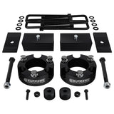 2005-2020 Toyota Tacoma Full Suspension Lift Kit w/ Differential Drop & Shims 4WD 4x4