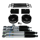 2004-2020 Nissan Titan Full Suspension Lift Kit & Bilstein Shocks 2WD 4WD