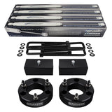 2007(New)-2013 Chevy Silverado 1500 Full Suspension Lift Kit & Extended Length Pro Comp Shocks 2WD 4WD