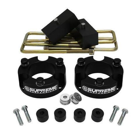 2007-2018 Chevy Silverado / GMC Sierra 1500 Full Suspension Lift Kit w/ Differential Drop 4WD 4x4