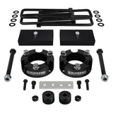 1995-2004 Toyota Tacoma Full Suspension Lift Kit, Brake Line Bracket, Differential Drop, Skid Plate Drop Kit 4WD