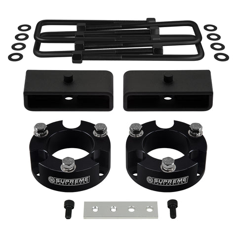 "1995-2004 Toyota Tacoma Full Suspension Lift Kit 2WD 4WD | SUPREME'S NEW HD STEEL LIFT BLOCKS!-Suspension Lift Kits-Supreme Suspensions-2""-1.5""-Supreme Suspensions®"