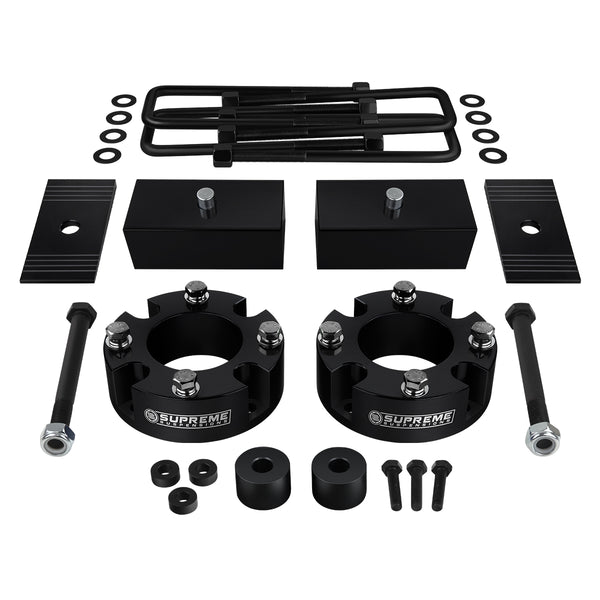 2007-2020 Toyota Tundra Full Suspension Lift Kit, Diff Drop & Axle Shims 4WD 4x4