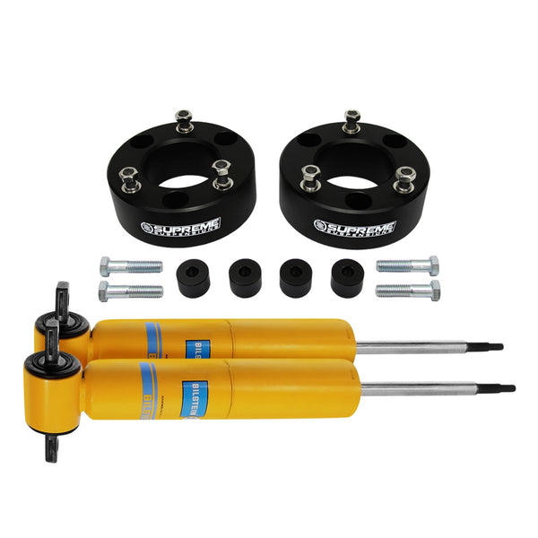 2007-2013 Chevy Avalanche Front Suspension Lift Kit 2WD 4WD