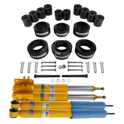 "1989-1998 Suzuki Sidekick 4"" Full Suspension Lift Kit & Body Lift w/ Bilstein Shocks 2WD 4WD-Suspension Lift Kits-Bilstein and Supreme Suspensions-Supreme Suspensions®"