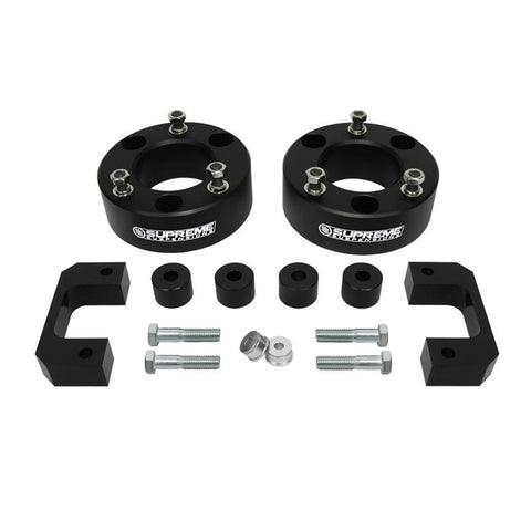 "2007(New)-2018 Chevy Silverado 1500 Front Suspension Lift Kit & Differential Drop 4WD 4x4-Suspension Lift Kits-Supreme Suspensions-3.5""-Supreme Suspensions®"