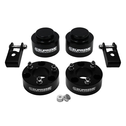 "2007-2014 Cadillac Escalade Full Suspension Lift Kit & Shock Extenders 2WD 4WD-Suspension Lift Kits-Supreme Suspensions-2.5""-1.5""-Supreme Suspensions®"