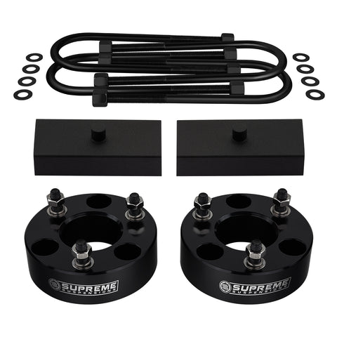 "2005-2011 Dodge Dakota Full Suspension Lift Kit 2WD | SUPREME'S NEW HD STEEL LIFT BLOCKS!-Suspension Lift Kits-Supreme Suspensions-2""-1""-Supreme Suspensions®"