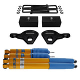 1997-2004 Dodge Dakota Full Suspension Lift Kit & Bilstein Shocks Kit 4WD 4x4