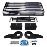 1988-1998 GMC K3500 Full Suspension Lift Kit & Extended Pro Comp Shocks 4WD 4x4
