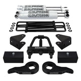 2000-2013 Chevy Suburban 2500 Full Suspension Lift Kit w/ Install Tool & Extended Pro Comp Shocks 4WD