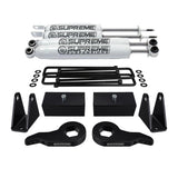 2000-2012 Chevy Suburban 2500 Full Suspension Lift Kit & Extended Length Pro Comp Shocks 4WD 2WD