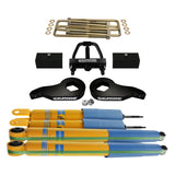 1999-2007 Chevy Silverado / GMC Sierra Full Suspension Lift Kit w/ Tool & Bilstein Shocks 4WD 4x4