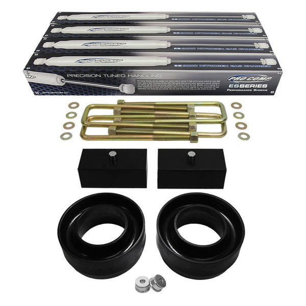 1994-2008 Dodge Ram 1500 Full Suspension Lift Kit & Extended Pro Comp Shocks 2WD 4x2
