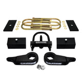 1998-2006 Mazda B Series Pickup Full Suspension Lift Kit w/ Shims & Install Tool 4WD 4x4