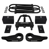 1998-2012 Ford Ranger Full Suspension Lift Kit w/ Install Tool & Shims 4WD 4x4