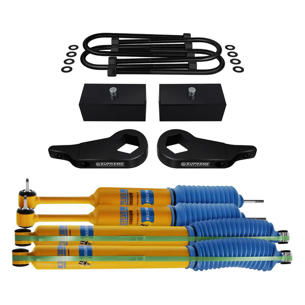 1997-2011 Ford Ranger Full Suspension Lift Kit & Bilstein Shocks 4WD 4x4