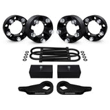 1998-2006 Mazda B-Series Pickup Full Suspension Lift Kit & Wheel Spacers 4WD 4x4