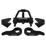 2002-2006 Chevy Avalanche 2500 Front Suspension Lift Kit w/ Shock Extenders & Install Tool 4WD 4x4