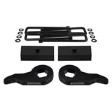 1988-1999 Chevrolet K1500 Full Suspension Lift Kit 4WD | SUPREME'S NEW HD STEEL LIFT BLOCKS!