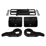 1992-1999 Chevrolet Suburban 1500 Full Suspension Lift Kit 4WD | SUPREME'S NEW HD STEEL LIFT BLOCKS!