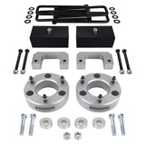 2007(New)-2018 Chevy Silverado 1500 Z71 / LTZ Full Suspension Lift Kit & Differential Drop 4WD 4x4