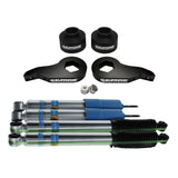 2003-2010 Hummer H2 Full Suspension Lift Kit & Bilstein Shocks 4WD 4x4