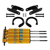 1983-2005 Chevy S10 Blazer Full Suspension Lift Kit & Bilstein Shocks 2WD 4x2