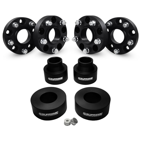 1999-2004 Jeep Grand Cherokee WJ Full Suspension Lift Kit & Wheel Spacers