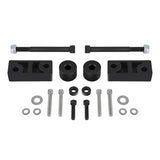 1986-1995 Toyota IFS Pickup Full Suspension Lift Kit & Extended Length Pro Comp Shocks 4WD 4x4