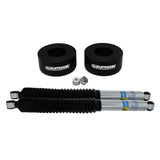 1999-2004 Jeep Grand Cherokee WJ Rear Coil Spring Suspension Lift Kit & Bilstein Shocks 2WD 4WD
