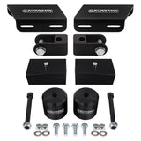 2008-2020 Ford F250 Super Duty Full Suspension Lift Kit, Shock Extenders & Sway Bar Drop Bracket 4WD
