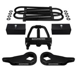 1998-2006 Mazda B-Series Pickup Full Suspension Lift Kit & Install Tool 4WD 4x4