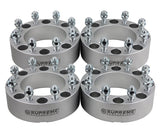 "2011-2017 GMC Sierra 2500 2"" Lug Centric Wheel Spacers 2WD 4WD"