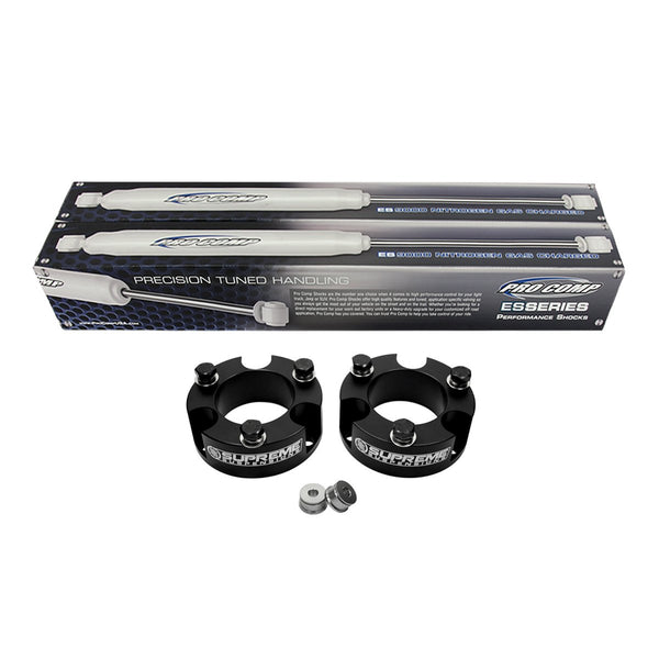 2007-2019 Toyota Tundra Front Lift Kit & Extended Pro Comp Struts 2WD 4WD