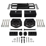 1986-1995 Toyota IFS Pickup Front Suspension Lift Kit w/ Differential Drop & Sway Bar Drop 4WD 4x4