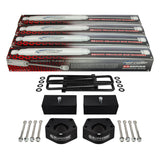 1993-1998 Toyota T100 Full Suspension Lift Kit & Extended Pro Comp Shocks 4WD 4x4