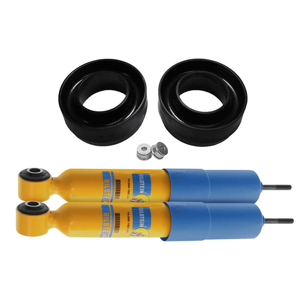 1994-2001 Dodge Ram 1500 Front Suspension Lift Kit & Bilstein Shocks 2WD 4x2