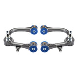 2005-2020 Toyota Tacoma Upper Control Arms w/ Uni Ball, FK Bearings & Polyurethane Bushings 2WD 4WD