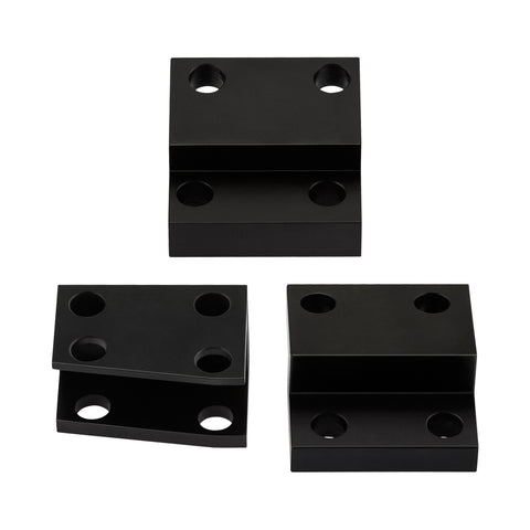 2002-2011 Dodge Dakota Steel Differential Drop Brackets Kit 4WD-Lift Kit Accessories-Supreme Suspensions-Supreme Suspensions®