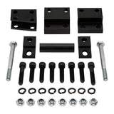 2005-2011 Dodge Dakota Steel Differential Drop Brackets Kit 4WD