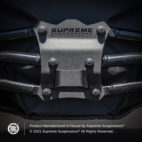 2017-2020 Can-Am Maverick X3 Radius Arm Reinforcement & Pull Plate-Suspension Lift Kits-Supreme Suspensions-Supreme Suspensions®