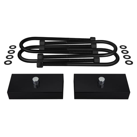 "1998-2012 Ford Ranger Rear Lift Kit Blocks & Extended U Bolts 2WD 4WD-Suspension Lift Kits-Supreme Suspensions-1.5""-Supreme Suspensions®"