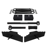 1999-2004 Ford F350 Full Leaf Pack Suspension Lift Kit & Adjustable Track Bar 4WD 4x4
