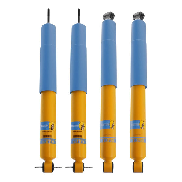 1999-2004 Jeep Grand Cherokee WJ Full Bilstein Shocks 2WD 4WD