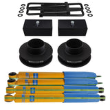 2003-2012 Dodge Ram 3500 Full Suspension Lift Kit & Bilstein Shocks 2WD 4x2